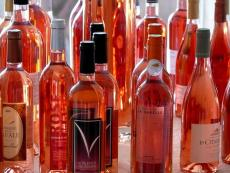 Pick pink wine for a warm summer's day