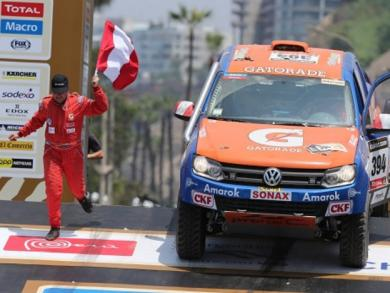 Dakar Rally will not pass through Peru in 2015