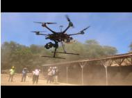 Peru uses drones for archeological projects
