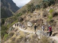 Dare to take on the magical Inca Trail peru