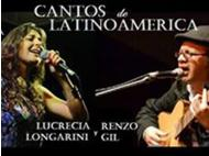 A dual act for Cantos de Latinoamerica