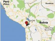 4.2 magnitude earthquake in Tacna, southern Peru