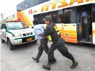 Over 3,500 police officers deployed to protect Peru's roads during Easter  week