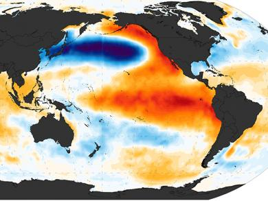 Climate models show midyear return of El Niño