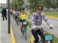 "Innovative Program: ""San Borja en Bici"""