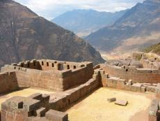 Inca Culture in the Sacred Valley