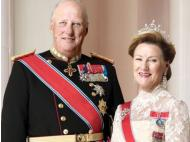 Norway royalty visits Peru