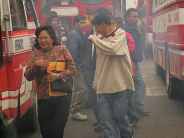 WHO: Lima's air more polluted than any other city in Latin America