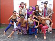 Live theater in Lima, Peru on the rise