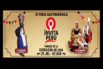 Gastronomic Fair: Invita Peru