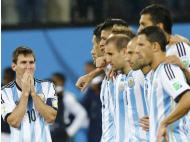 Nothing until penalties: Argentina to face Germany this weekend!
