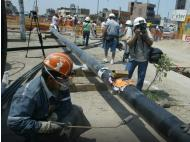 "Peru's Humala calls gas pipeline contract signing ""a historic milestone"""