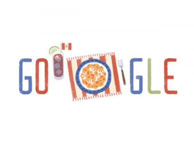 Google joins in on Peru's Independence Day celebrations