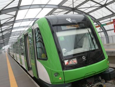 Lima's new and improved Metro network breaks records over holiday weekend