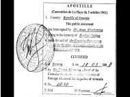 Legally Speaking: Authentication of documents: The Apostille