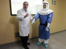 Peru prepared to detect Ebola virus within 24 hours
