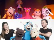 Something for the little ones: 'Doki and friends' and 'Story time'