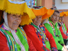 The Andes' living traditions: Weaving together Peru's past and present (PHOTOS)