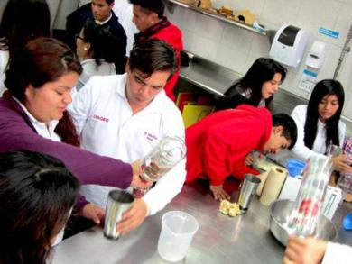 Bartending courses offer underprivileged youth a chance to mix it up