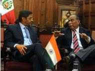 India and Peru: building a relationship