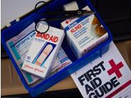 What you should pack in your travel first-aid kit