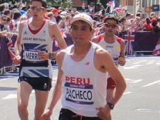 Peru's Pacheco places first in Mexico City Marathon