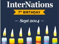 InterNations 7th anniversary celebration
