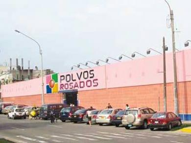 Another Commercial Center in Ovalo Higuereta
