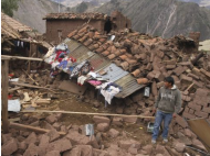 3.6 earthquake hits Paruro, Cusco