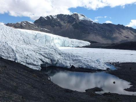 Global warming has cost Peru 40% of glacial surface