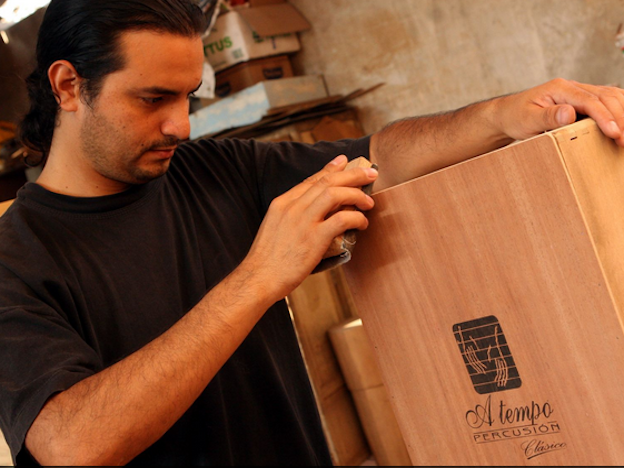 Peruvian cajon to be recognized by the OAS