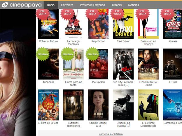 Peruvian startup Cinepapaya expanding as global box office revenues increase