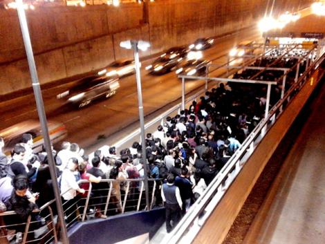 Metropolitano head of Security apologises for transport chaos during Señor de Los Milagros