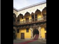 Historical Peru: Colonial mansions