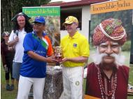 The Indian Ambassador's Cup Cricket Tournament is back!