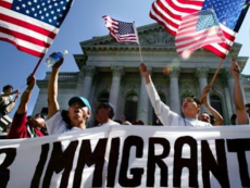 U.S. immigration reform enforced