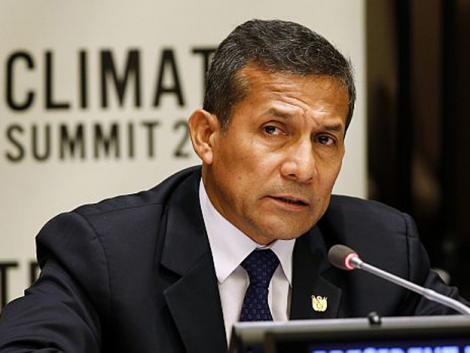 73% of Peruvians disapprove of Humala's presidential performance