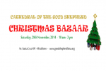 The Good Shepherd: Christmas Bazaar