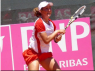 Peruvian Tennis player takes Challenger Tournament