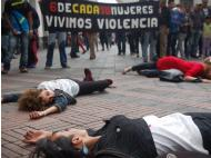 EFLAC to hold march demanding Peruvian state for support against violence against women