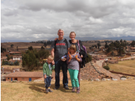 And off we went: A Peruvian adventure