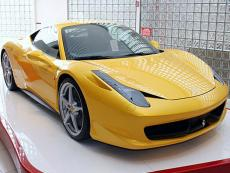 Ferrari to bring four new models to Peru