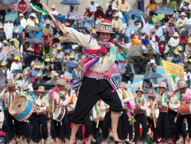 Candelaria Festivity recognized as Intangible Cultural Heritage of Humanity