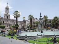 Arequipa, a destination full of attractive architecture