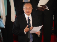 World Bank chief calls for 'zero net emissions' by 2100