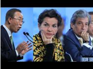 Delegates burn the midnight oil at climate summit