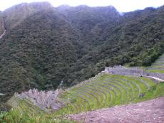 Wiñay Wayna: An ancient citadel on the Inca Trail