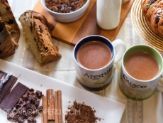 Peruvian hot chocolate (RECIPE)