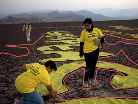 Peru looks to extradite Greenpeace activists