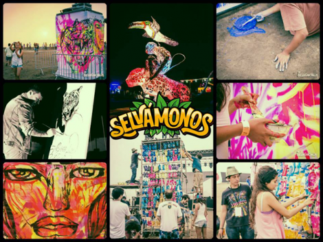 Light up 2015 with Electro Selvámonos